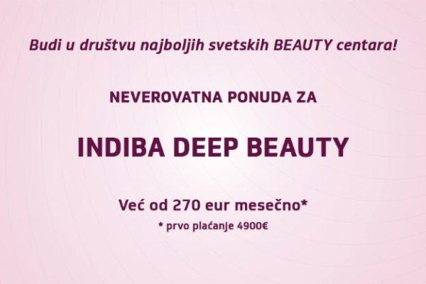 Indiba Deep Beauty ispis